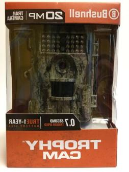 Bushnell Trophy Cam 20MP Trail Camera 119717CW
