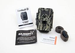 Bushnell Trophy Cam HD 24 MP Trail Camera Low Glow Infrared