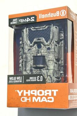 Bushnell Trophy Cam HD 24mp Game Trail Camera Camo - Model #