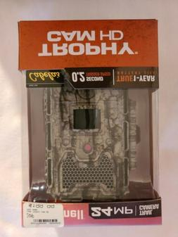 BUSHNELL TROPHY CAM HD 24MP LOW GLOW CAMO TRAIL CAMERA 11997
