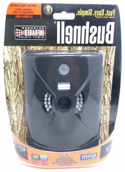 Bushnell 5.0 MP Trophy Cam Trail Camera with Color Viewer