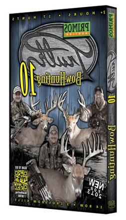Primos Hunting Calls Truth 10 Bowhunting Dvd