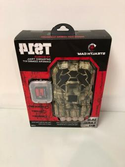 Stealth Cam TS14 FX Shield Infrared Trail Camera Combo Kit S
