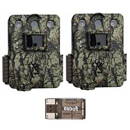Two Browning Trail Cameras Command Ops Pro Game Cameras  wit