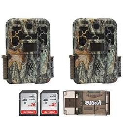 Two Browning Recon Force Advantage 20MP Trail/Game Cameras