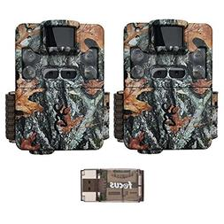 Two Browning Strike Force Pro XD Dual Lens Trail/Game Camera