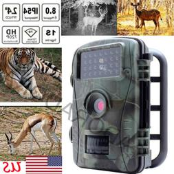 US 720P Outdoor Scouting Trail Game 940nm Night Vision Secur