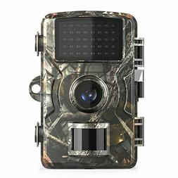 Victure Trail Game Camera 12Mp With Night Vision Motion Acti