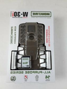 Moultrie W-30i Invisible No-Glow Infrared Trail 16GB Camera