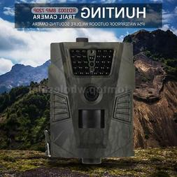 Waterproof 8MP 720P Trail Camera Hunting Game Camera Infrare