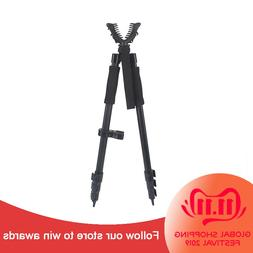 WGB01 Hunting Rilfe Shooting Stick Bipod with Rubber Holder