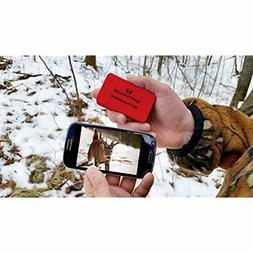WHITETAIL'R Game & Trail Cameras WiFi Phone Reader, White Sp