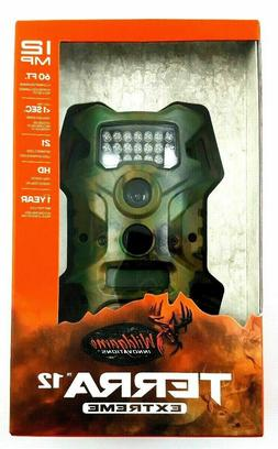 Wildgame Terra Extreme 12MP HD Hunting Game Trail Video Came