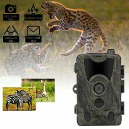 Wildlife Trail Video Camera MMS 16MP HD 1080P Waterproof Inf