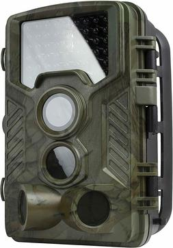 Woodlens H1 HD 16MP Trail Camera Ultra Fast Motion Detection