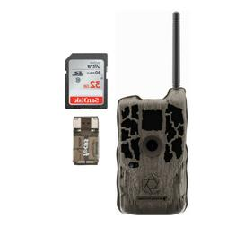 Stealth Cam XV4WF 30MP Wi-Fi and Bluetooth Trail Camera and