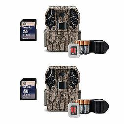 Stealth Cam ZX36NG 10MP No Glo Infrared Trail Camera Kit  +